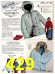 1982 Sears Fall Winter Catalog, Page 429