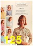 1964 Sears Spring Summer Catalog, Page 125