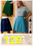 1972 Montgomery Ward Spring Summer Catalog, Page 129