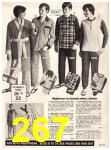 1973 Sears Fall Winter Catalog, Page 267