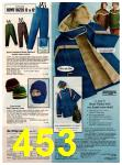 1976 Sears Fall Winter Catalog, Page 453