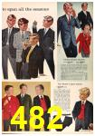 1963 Sears Fall Winter Catalog, Page 482