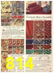 1940 Sears Fall Winter Catalog, Page 814