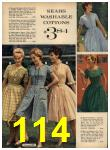 1962 Sears Spring Summer Catalog, Page 114
