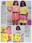 1991 Sears Spring Summer Catalog, Page 316