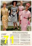 1962 Montgomery Ward Spring Summer Catalog, Page 71