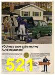 1968 Sears Fall Winter Catalog, Page 521