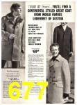 1971 Sears Fall Winter Catalog, Page 677
