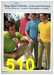 1969 Sears Spring Summer Catalog, Page 510