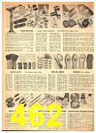 1949 Sears Spring Summer Catalog, Page 462