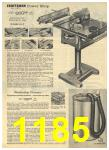 1960 Sears Spring Summer Catalog, Page 1185