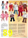 1971 Sears Fall Winter Catalog, Page 89