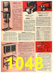 1960 Sears Fall Winter Catalog, Page 1048