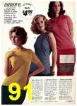 1975 Sears Fall Winter Catalog, Page 91