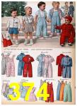 1957 Sears Spring Summer Catalog, Page 374