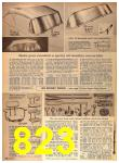 1964 Sears Spring Summer Catalog, Page 823