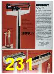 1989 Sears Home Annual Catalog, Page 231