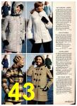 1975 Sears Fall Winter Catalog, Page 43
