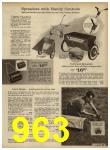 1962 Sears Spring Summer Catalog, Page 963
