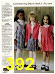 1982 Sears Fall Winter Catalog, Page 392