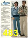 1974 Sears Spring Summer Catalog, Page 483