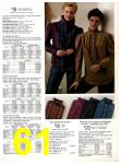 1983 Sears Fall Winter Catalog, Page 61