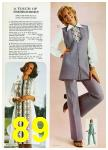 1972 Sears Spring Summer Catalog, Page 89