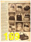 1958 Sears Spring Summer Catalog, Page 169