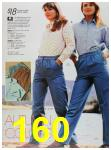 1988 Sears Fall Winter Catalog, Page 160