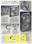 1967 Sears Spring Summer Catalog, Page 1209