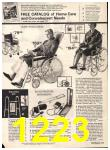 1974 Sears Fall Winter Catalog, Page 1223