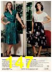 1981 Montgomery Ward Spring Summer Catalog, Page 147