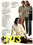 1976 Sears Fall Winter Catalog, Page 103