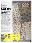 1989 Sears Home Annual Catalog, Page 280