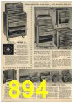 1961 Sears Spring Summer Catalog, Page 894
