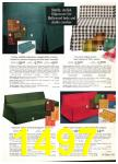 1969 Sears Spring Summer Catalog, Page 1497