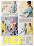 1967 Sears Fall Winter Catalog, Page 463