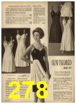 1962 Sears Spring Summer Catalog, Page 278