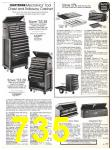 1983 Sears Fall Winter Catalog, Page 735