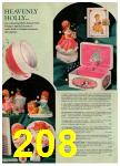 1973 Sears Christmas Book, Page 208