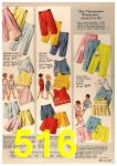 1964 Sears Spring Summer Catalog, Page 516