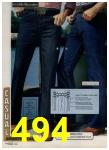 1979 Sears Spring Summer Catalog, Page 494