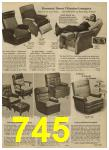1959 Sears Spring Summer Catalog, Page 745