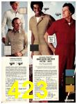 1973 Sears Fall Winter Catalog, Page 423