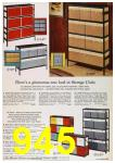 1964 Sears Fall Winter Catalog, Page 945