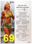 1973 Sears Spring Summer Catalog, Page 69