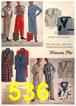 1960 Sears Fall Winter Catalog, Page 536