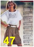 1988 Sears Spring Summer Catalog, Page 47