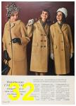 1963 Sears Fall Winter Catalog, Page 32