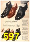 1960 Sears Fall Winter Catalog, Page 597